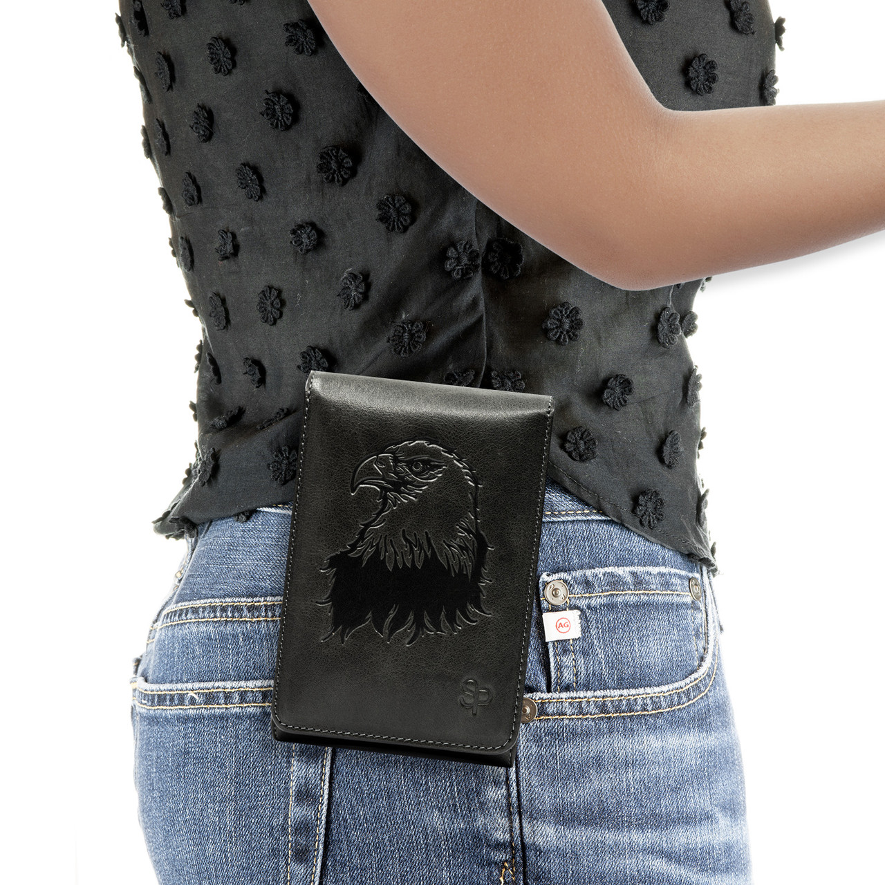Walther PPQ Sub-Compact Black Freedom Series Holster