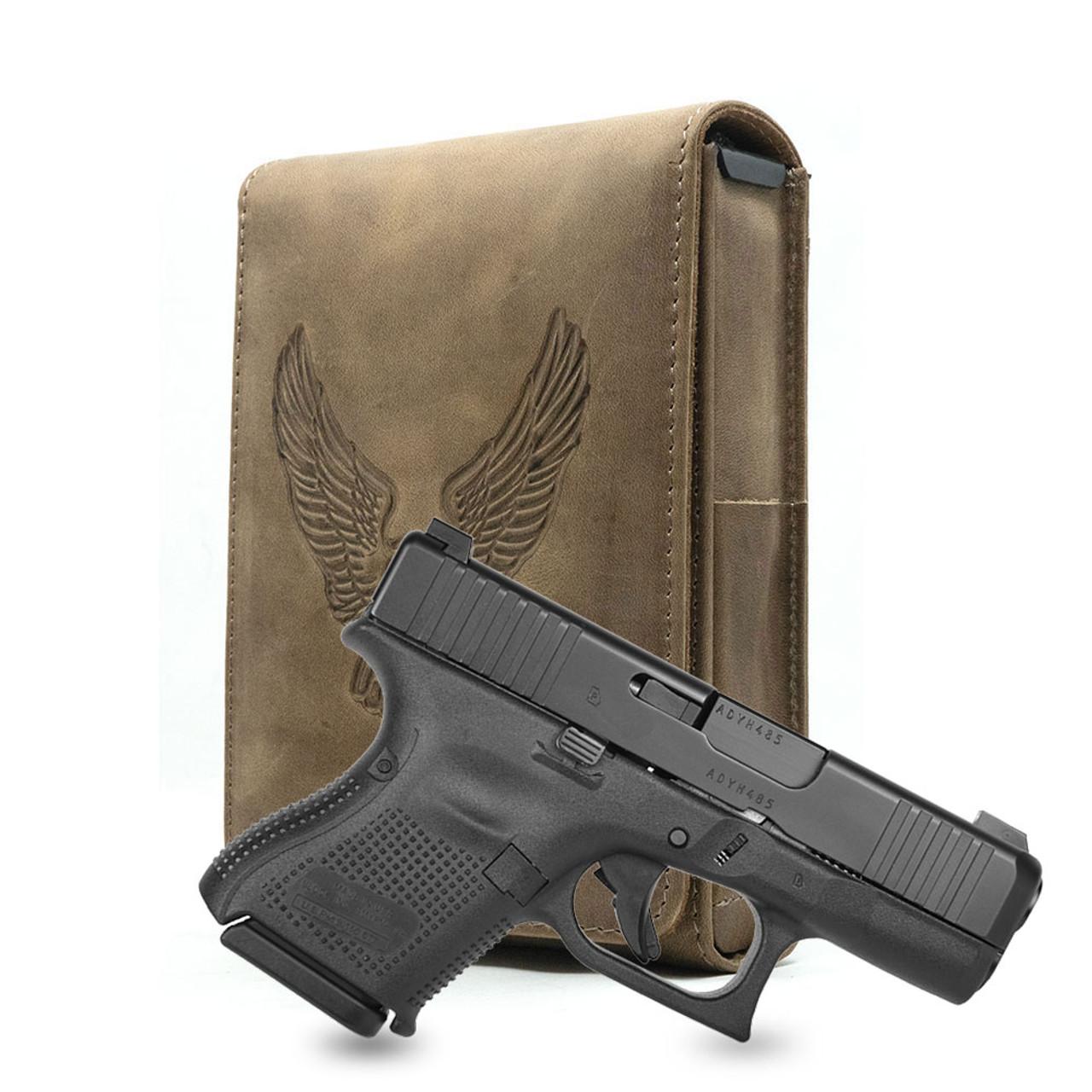 Glock 26 Brown Freedom Series Holster