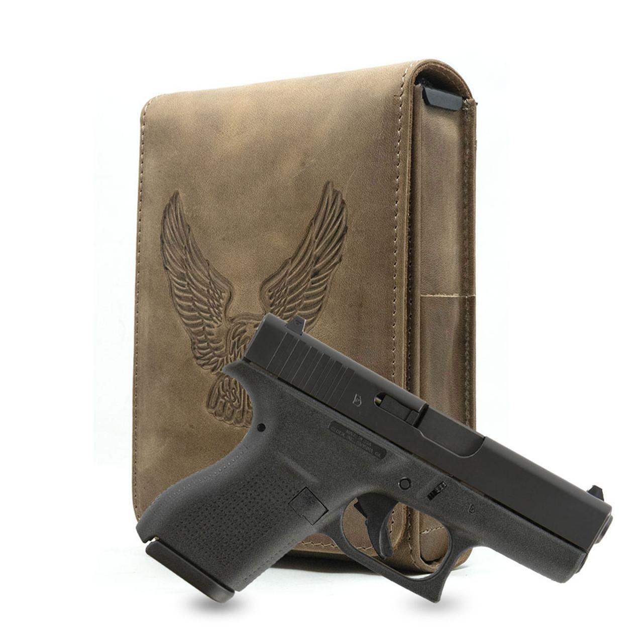 Glock 42 Brown Freedom Series Holster