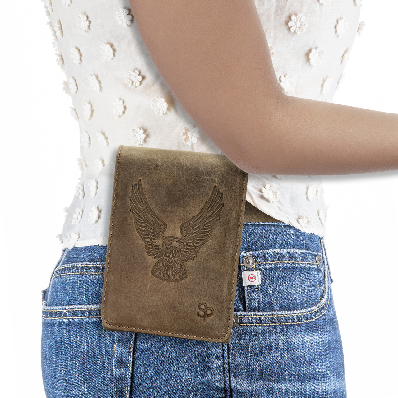 Ruger Security 9 Brown Freedom Series Holster