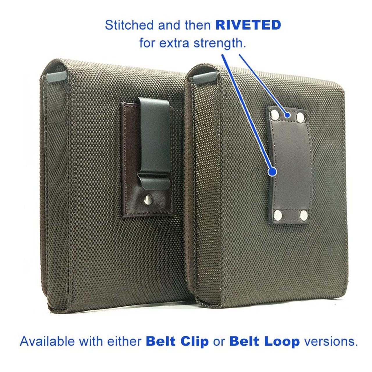 Bersa BP9CC Belt Clip Holster