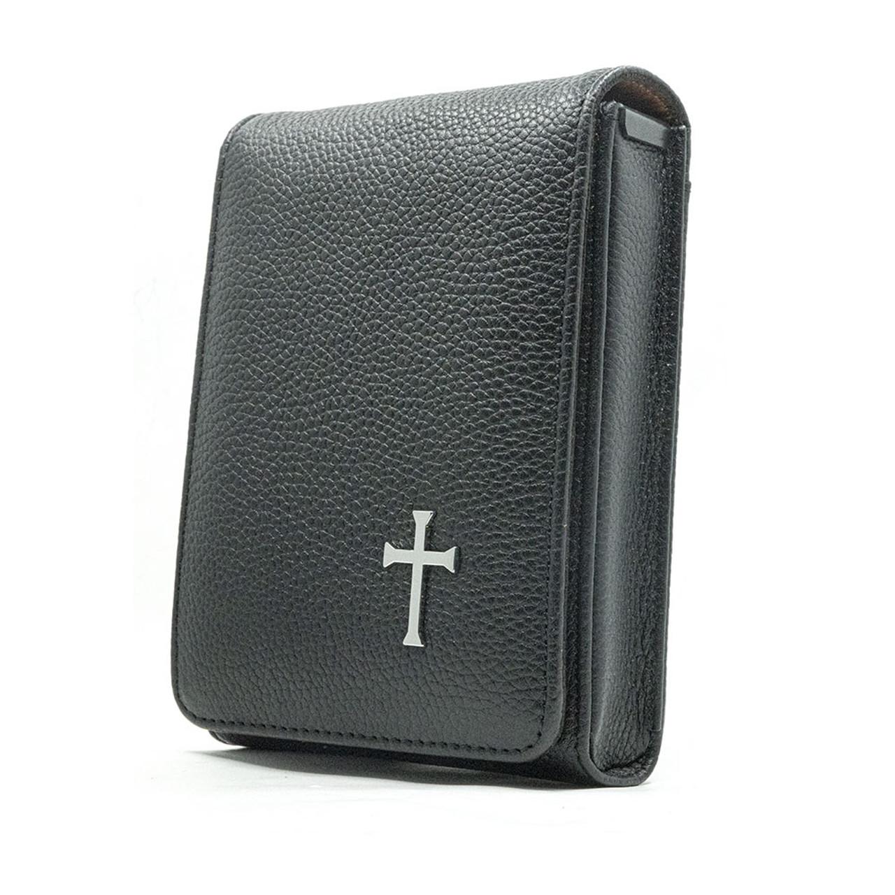 HK VP9 Black Leather Cross Series Holster