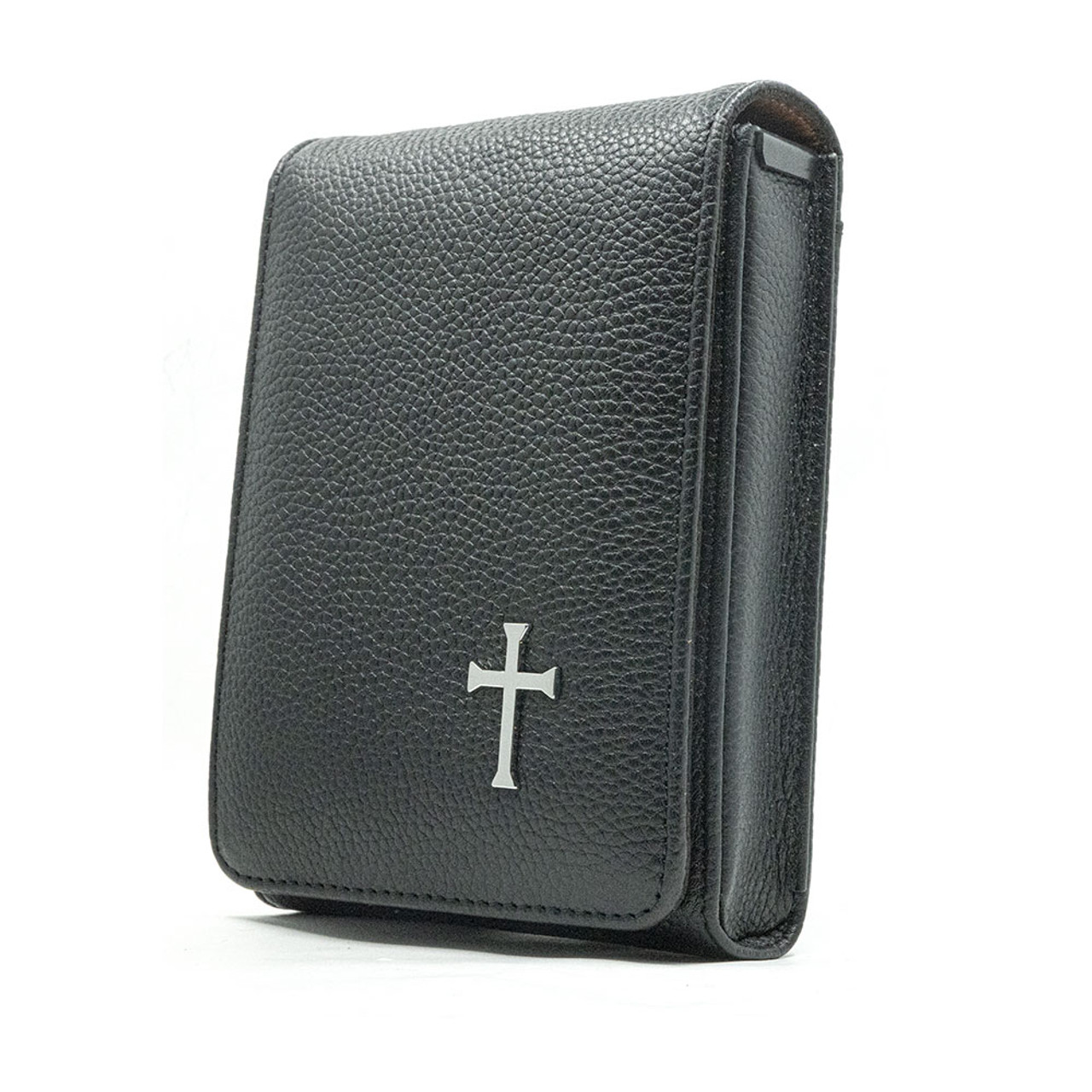 Kahr CW45 Black Leather Cross Series Holster
