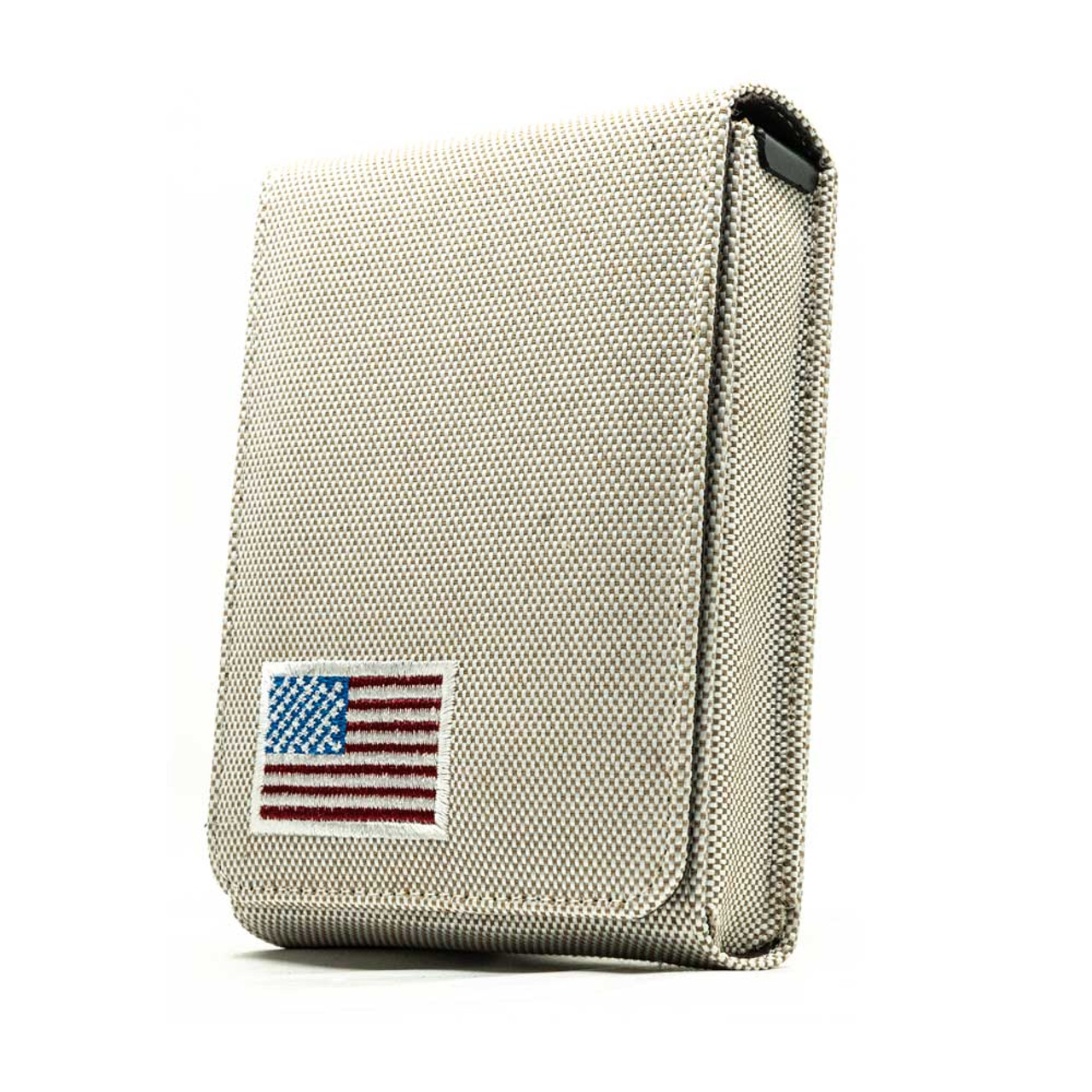 Walther PPK/S Tan Canvas Flag Series Holster