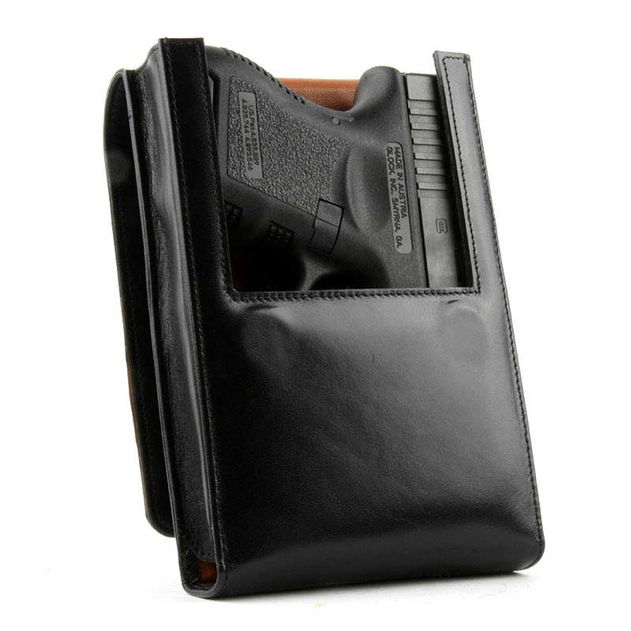 Glock 26 Concealed Carry Holster (Belt Loop)
