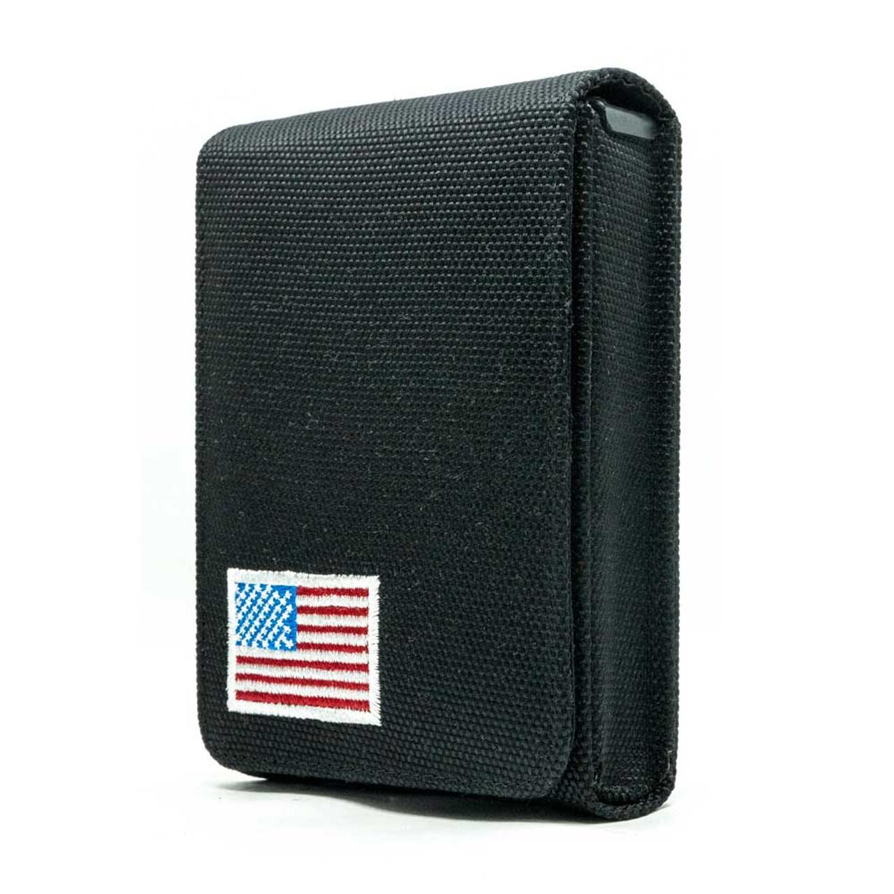 Ruger Security 9 Black Canvas Flag Series Holster