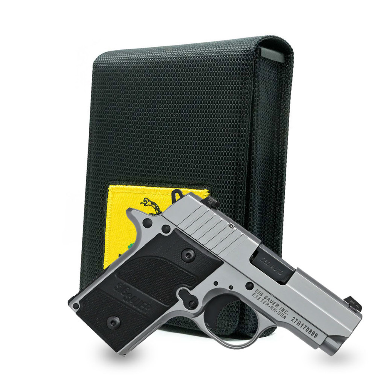 Sig P238 Don't Tread on Me Holster
