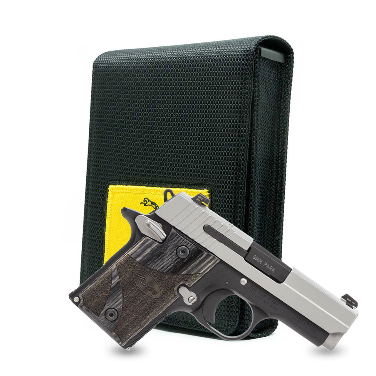 Sig P938 Don't Tread on Me Holster