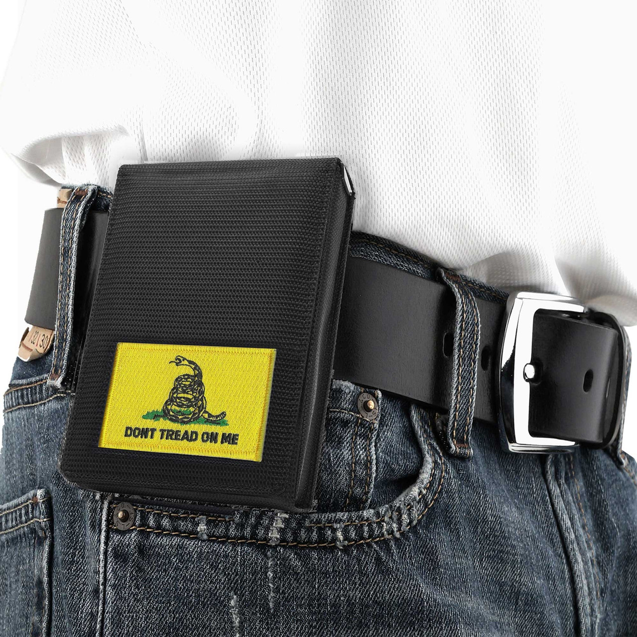 Walther PPK Don't Tread on Me Holster