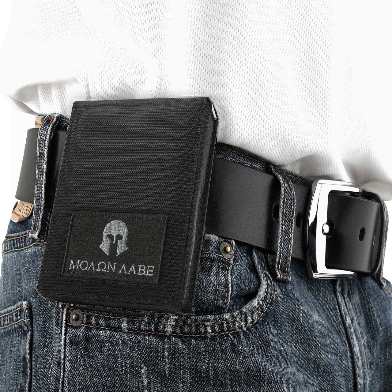 Ruger Security 9 Molon Labe Holster