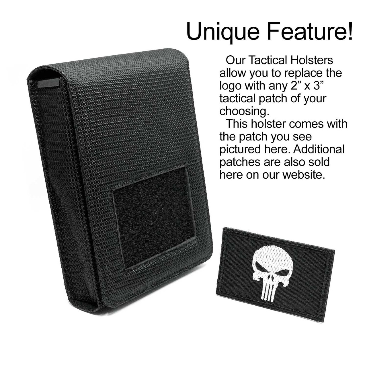 FN 509 Skull Holster