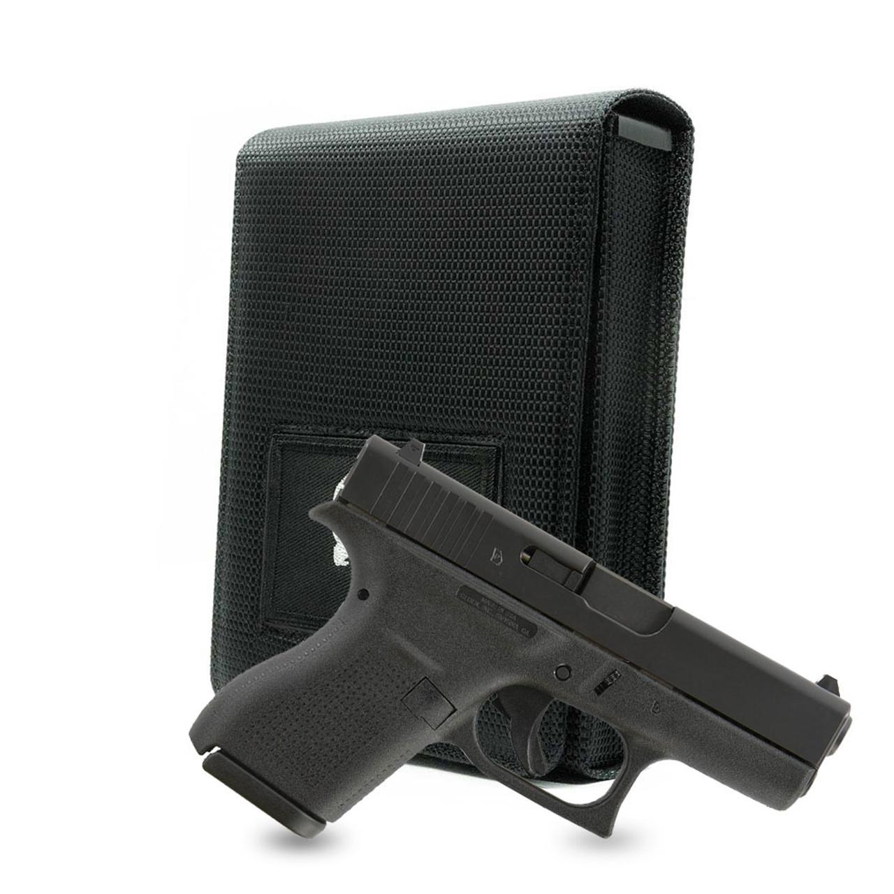 Glock 42 Skull Holster