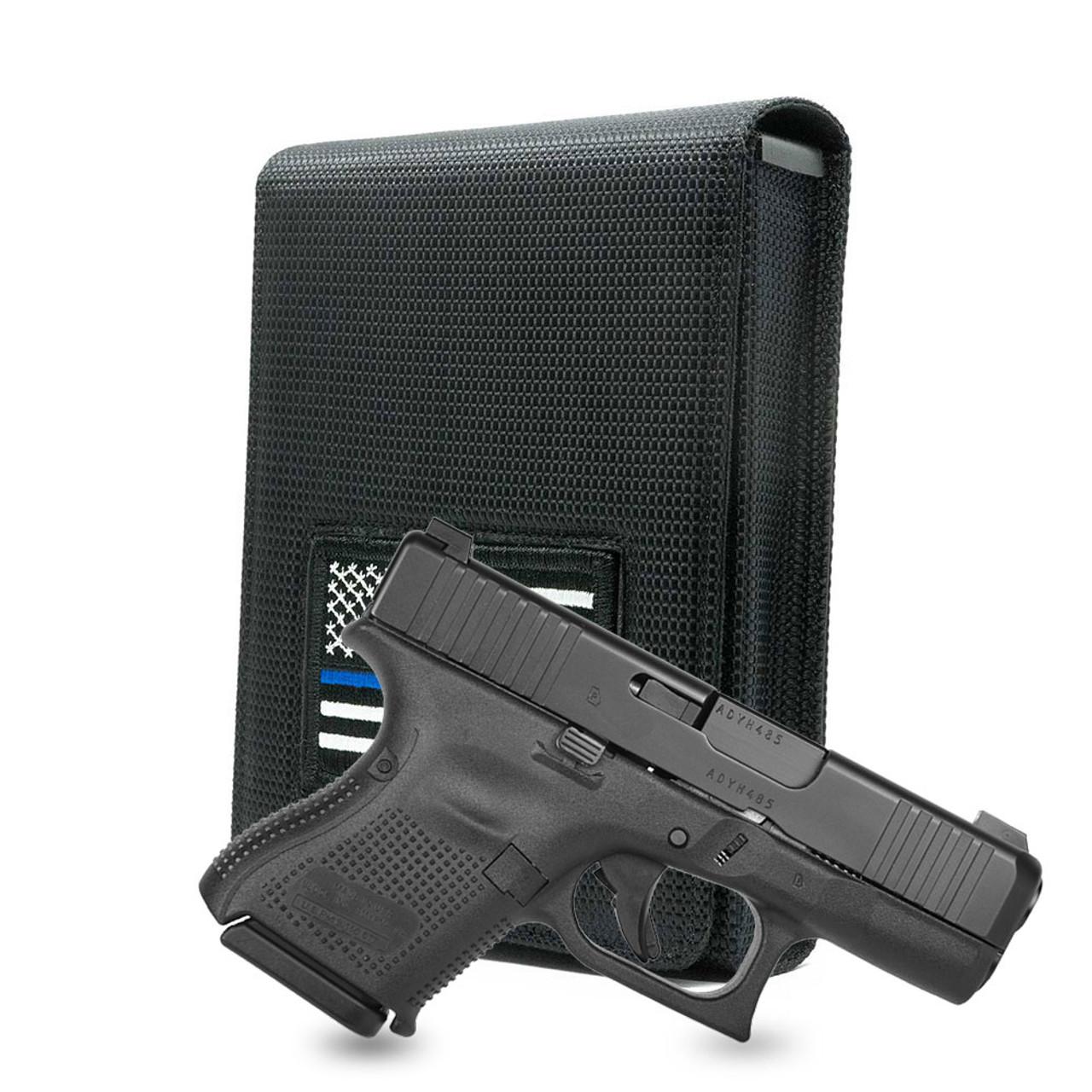 Glock 26 Thin Blue Line Holster
