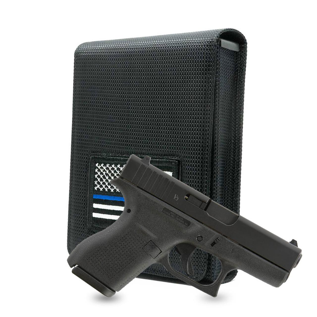 Glock 42 Thin Blue Line Holster