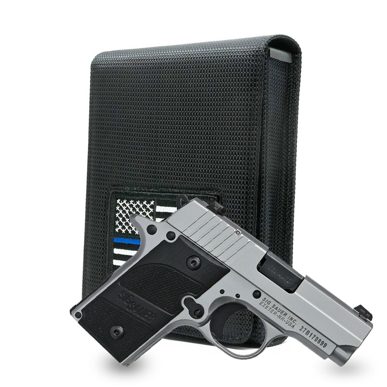 Sig P238 Thin Blue Line Holster