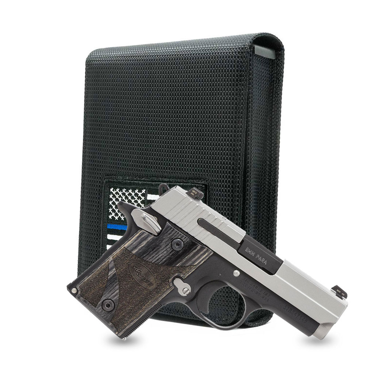 Sig P938 Thin Blue Line Holster