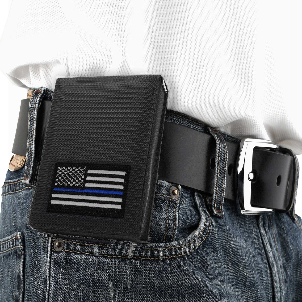 Springfield XDE 9mm Thin Blue Line Holster