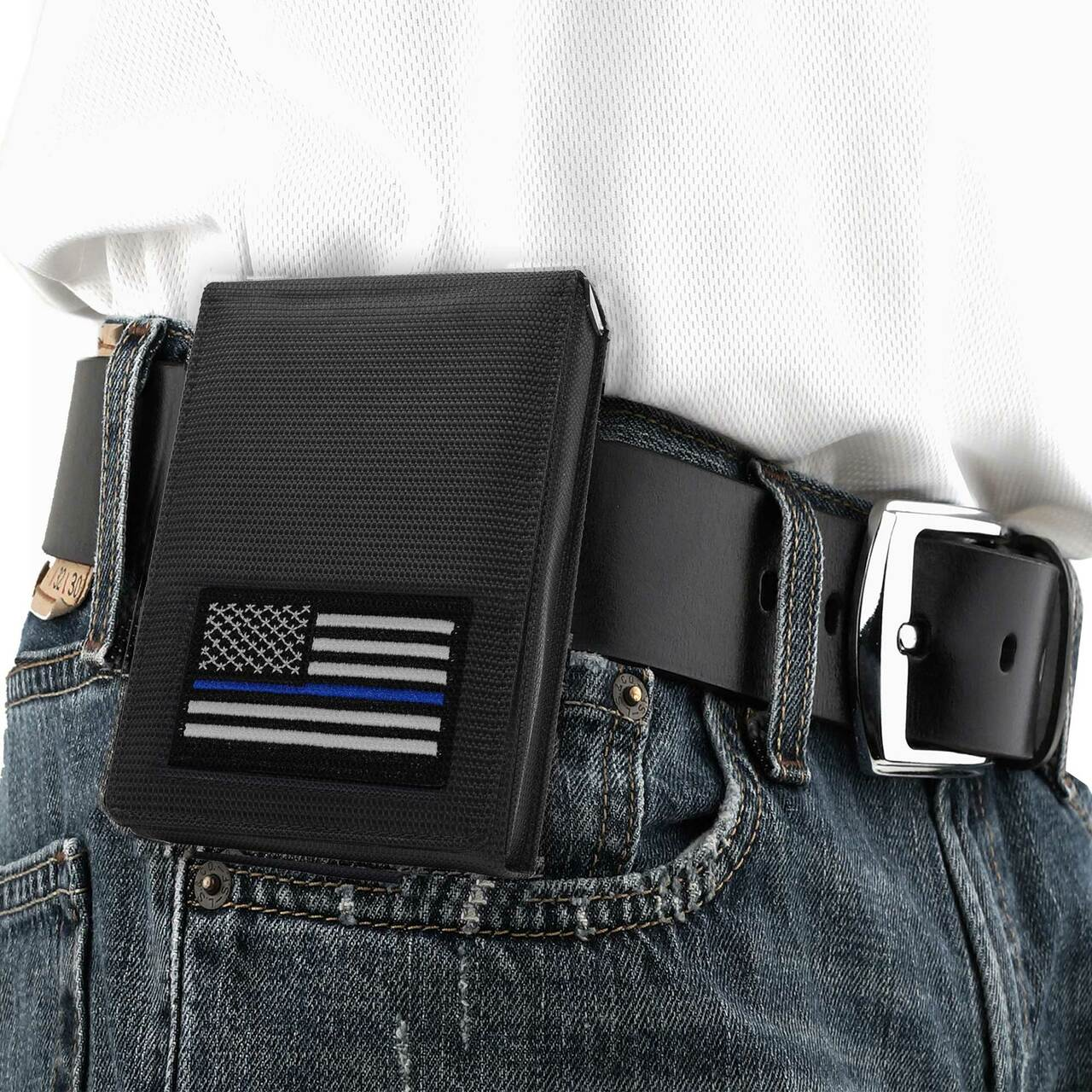 Walther PPK Thin Blue Line Holster