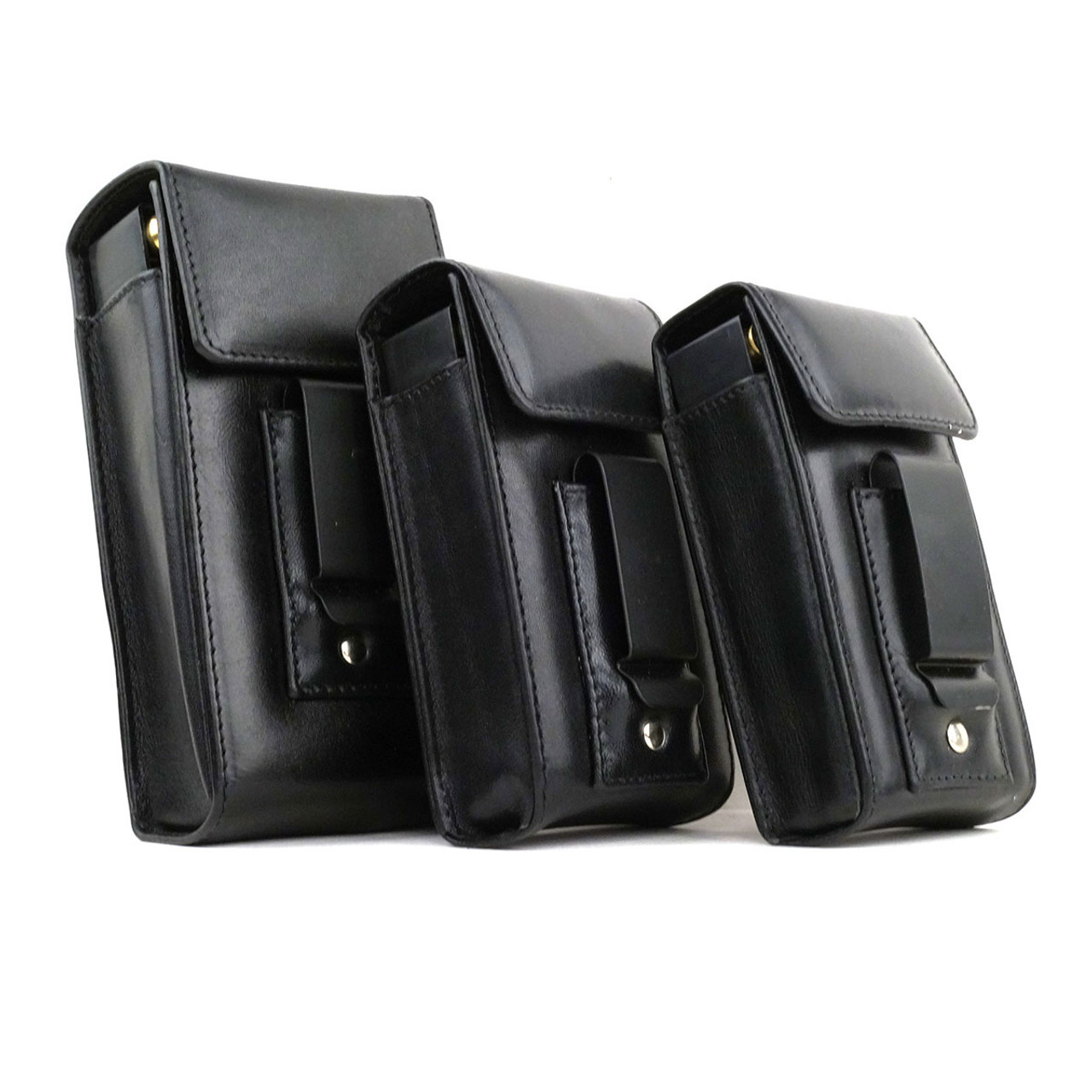 Colt Mustang Pocketlite Leather Arsenal 50 Round Belt Case