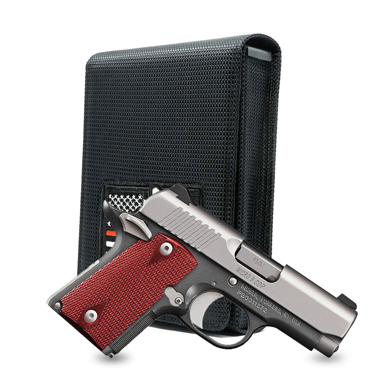 Kimber Micro CDP 9mm Thin Red Line Holster