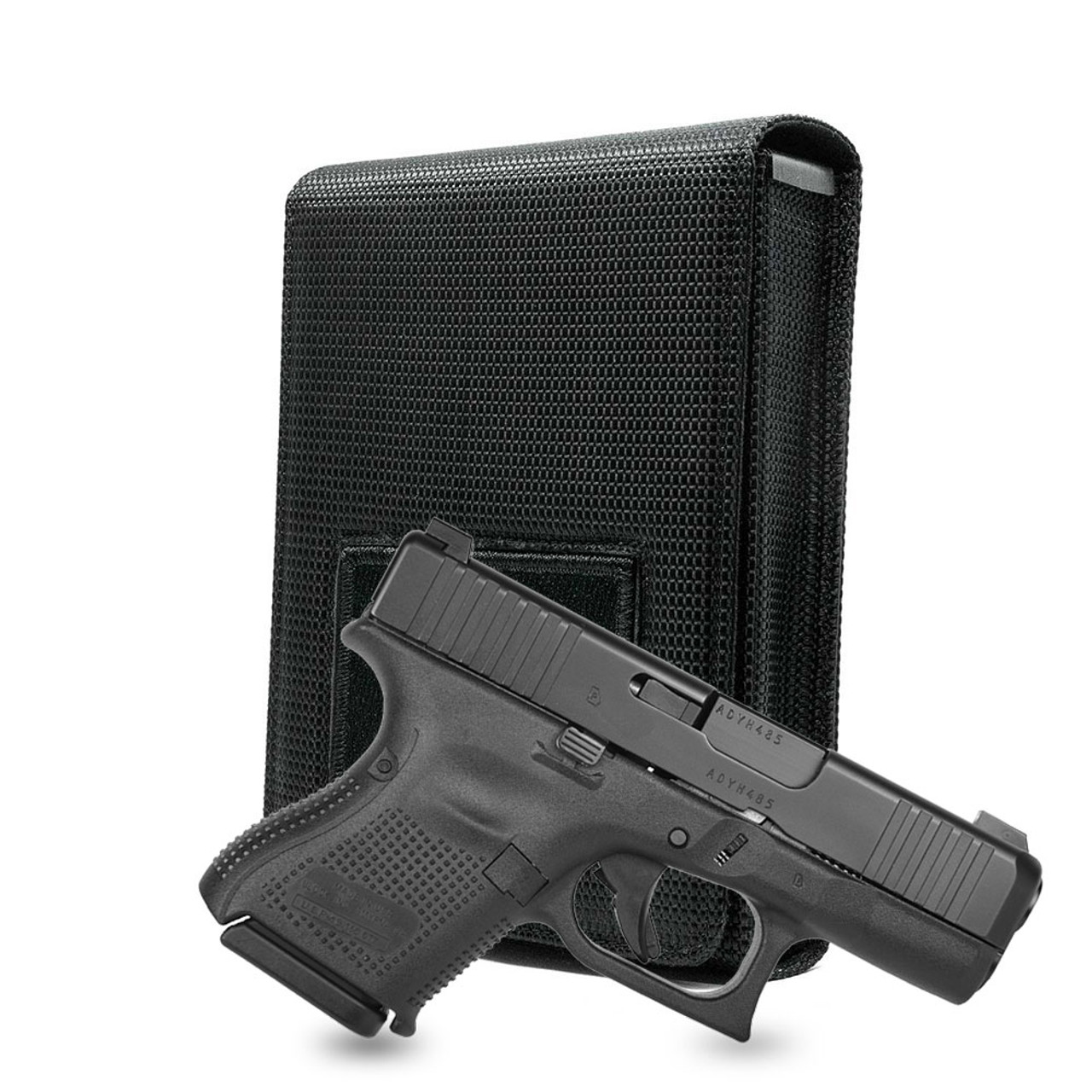 Glock 26 Army Tactical Patch Holster