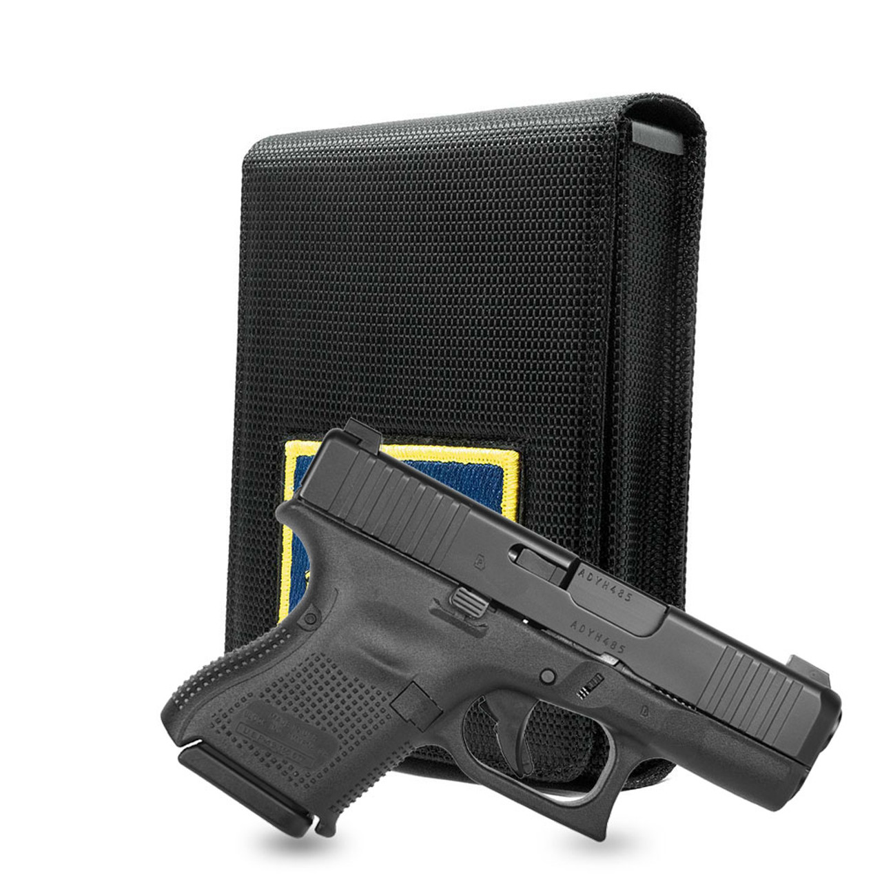 Glock 26 Navy Tactical Patch Holster