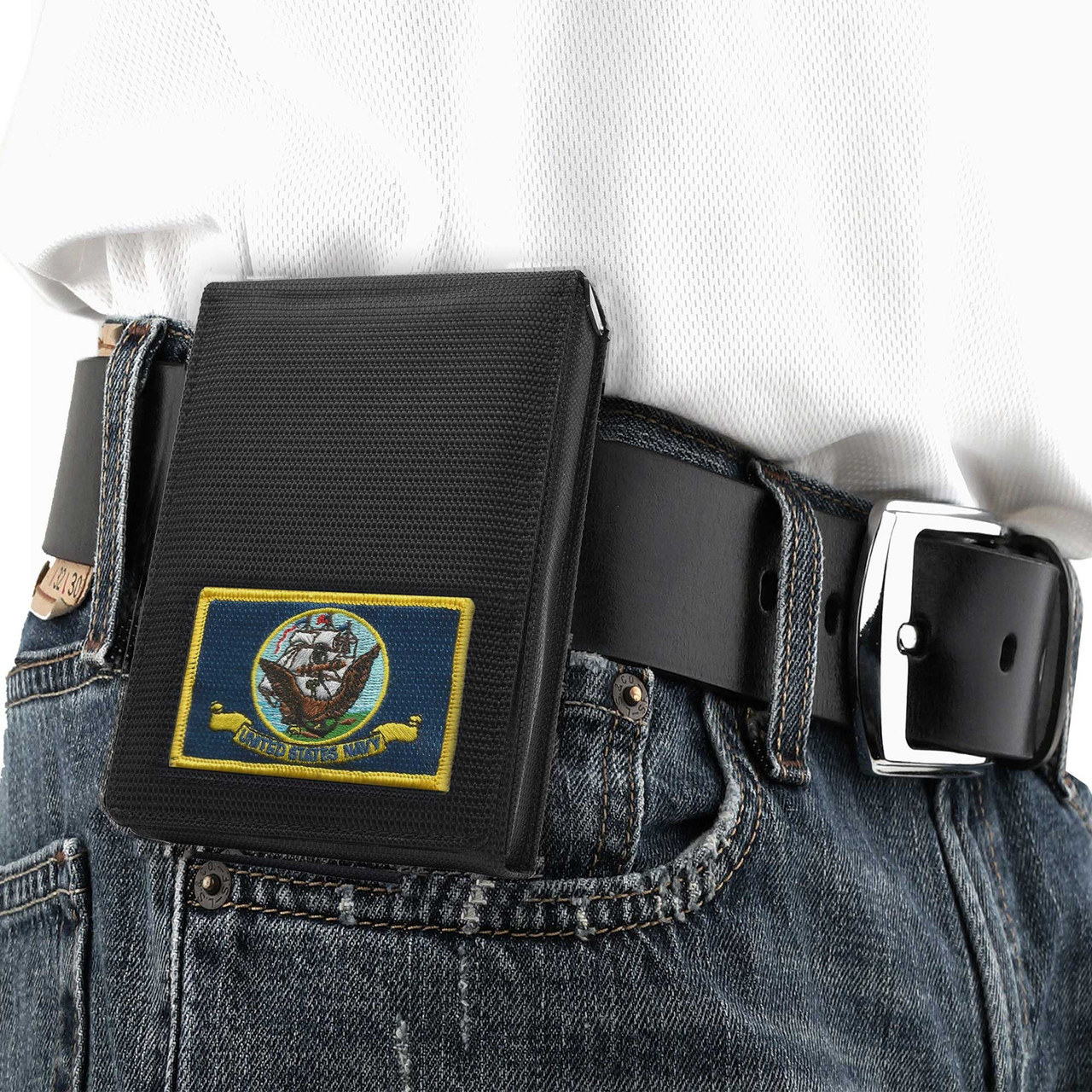 HK VP40 Navy Tactical Patch Holster