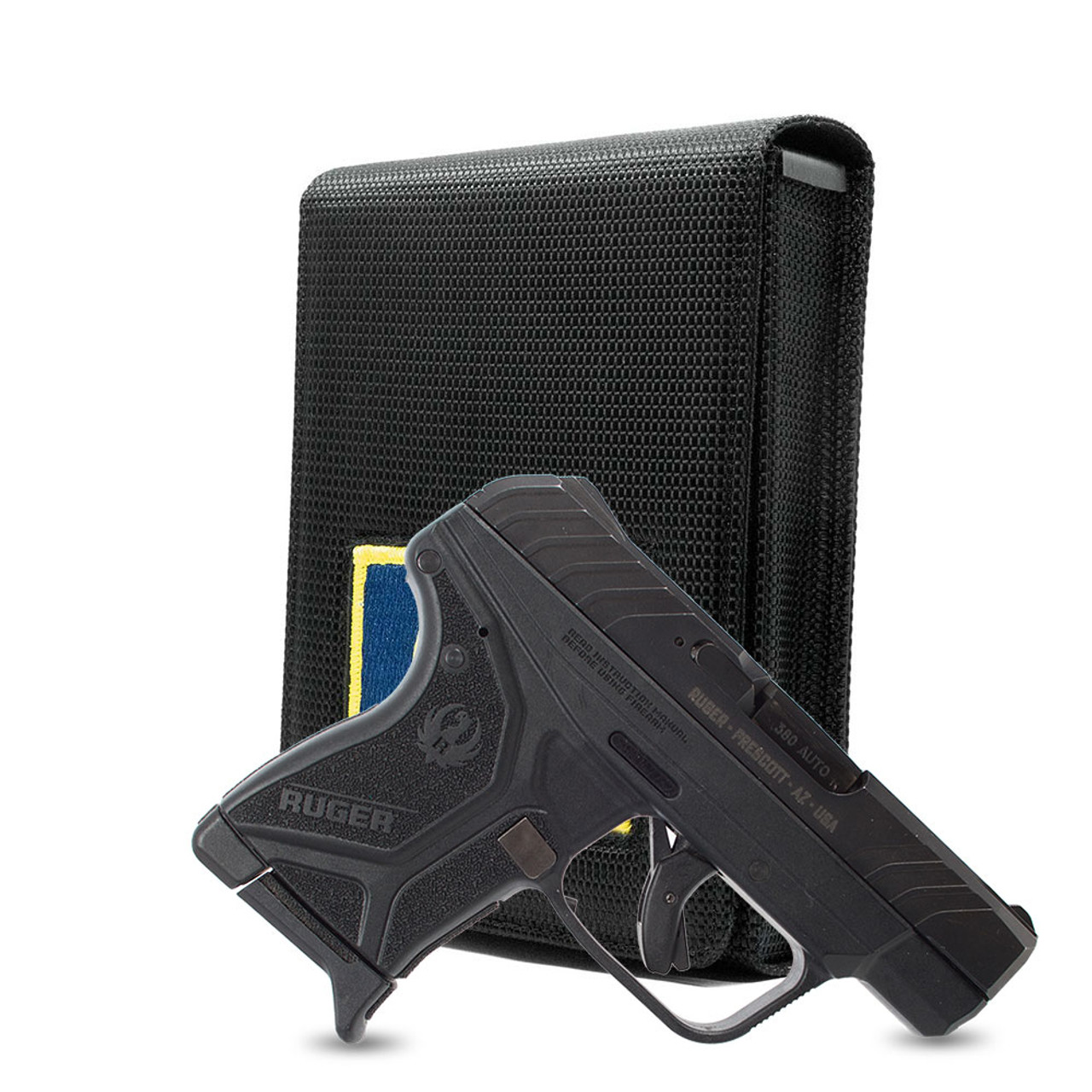 Ruger LCP II Navy Tactical Patch Holster