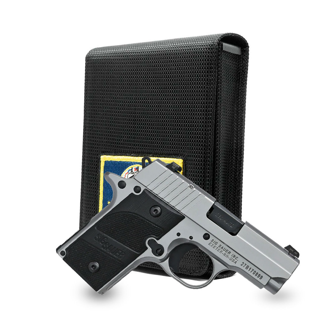 Sig P238 Navy Tactical Patch Holster