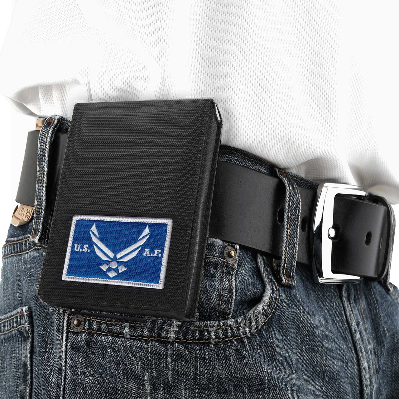 Glock 19X Air Force Tactical Patch Holster