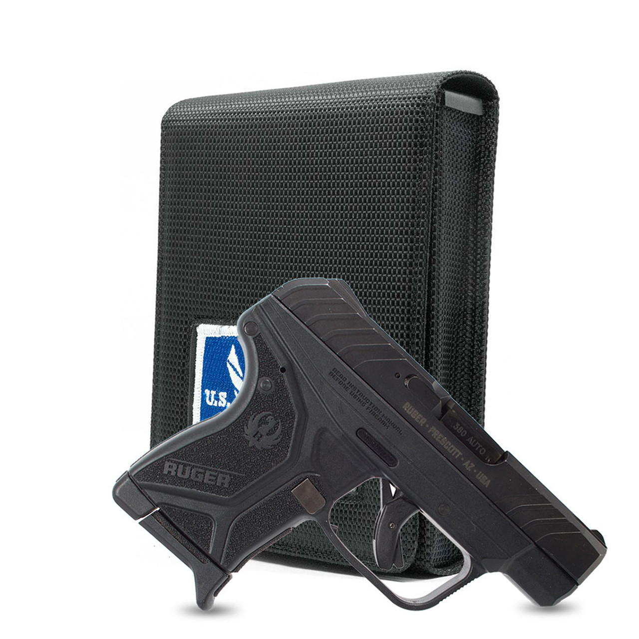 Ruger LCP II Air Force Tactical Patch Holster