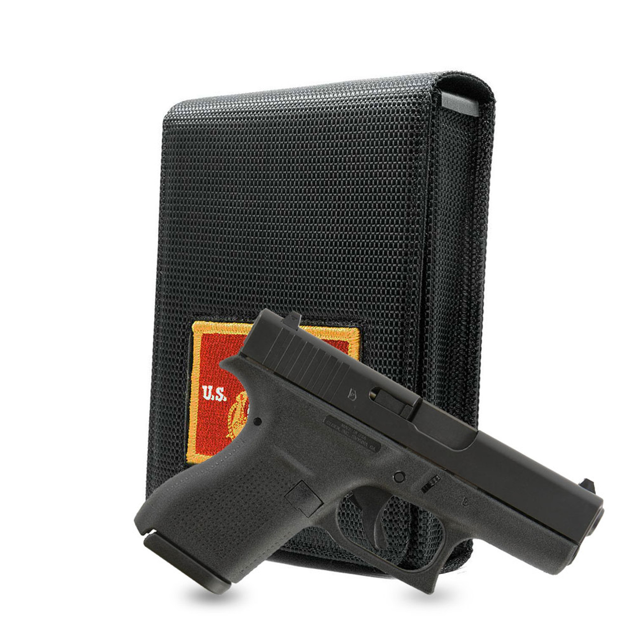 Glock 42 Marine Corps Tactical Patch Holster