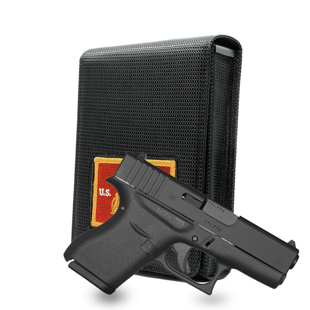 Glock 43 Marine Corps Tactical Patch Holster