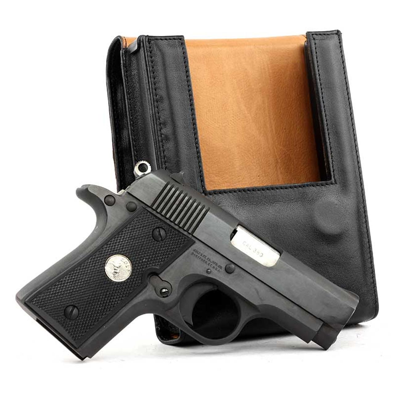 Colt Mustang Pocketlite Concealed Carry Holster (Belt Loop)