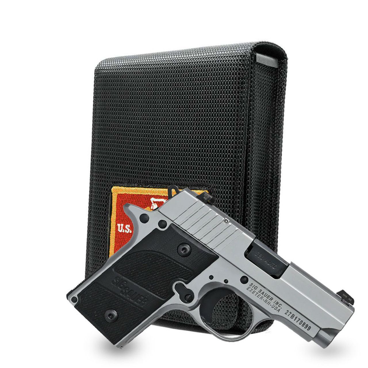 Sig P238 Marine Corps Tactical Patch Holster