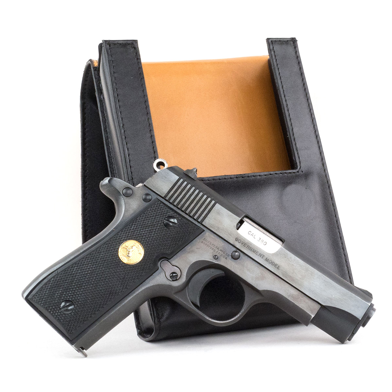 Colt Mark IV Series 80 (.380) Holster