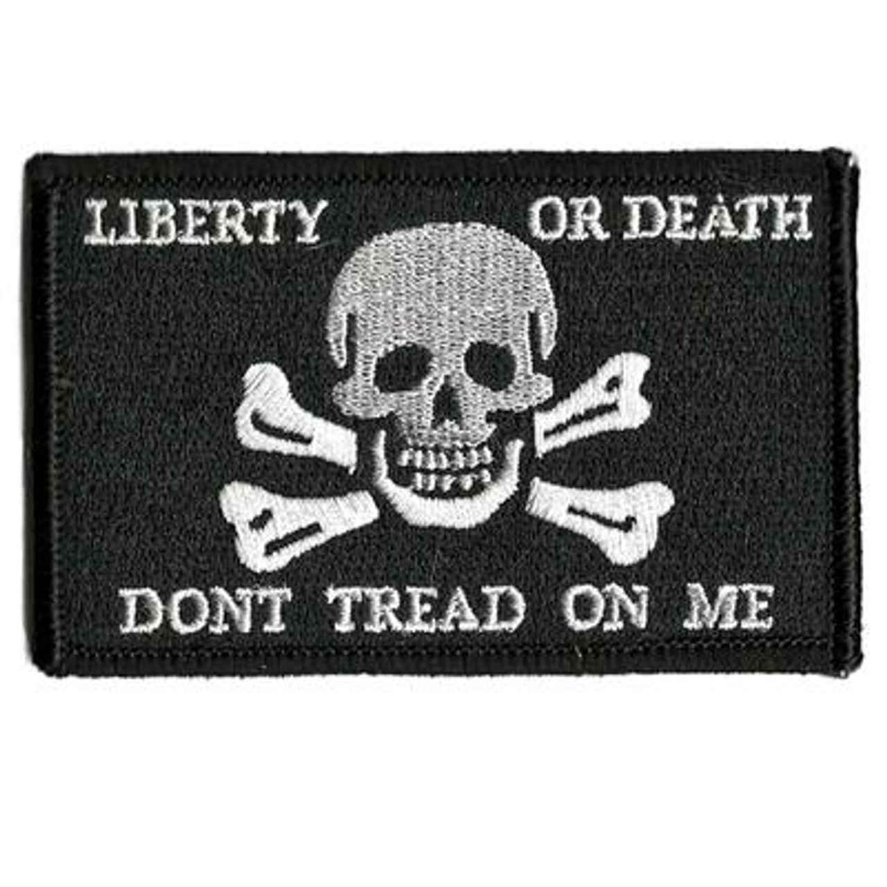 Liberty or Death  Tactical Patch