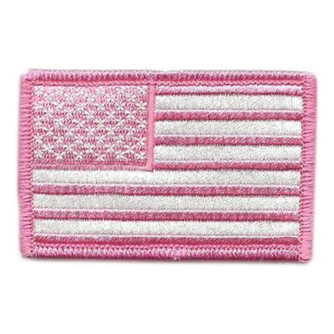 Pink Flag Tactical Patch