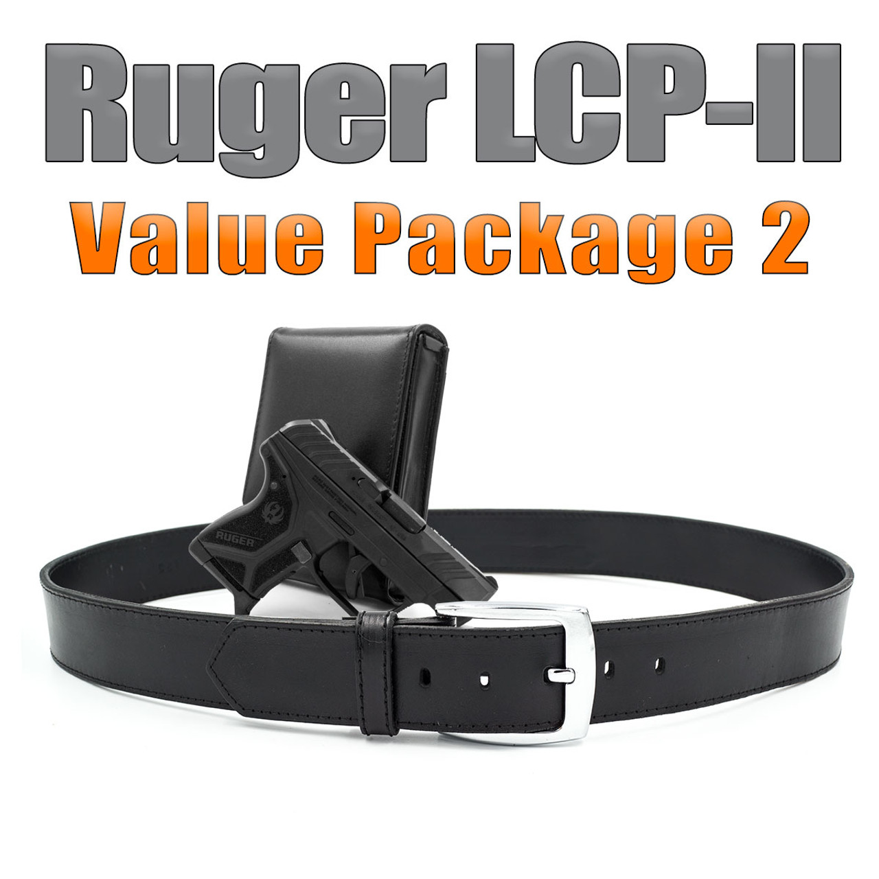 Ruger LCP II  Value Package 2