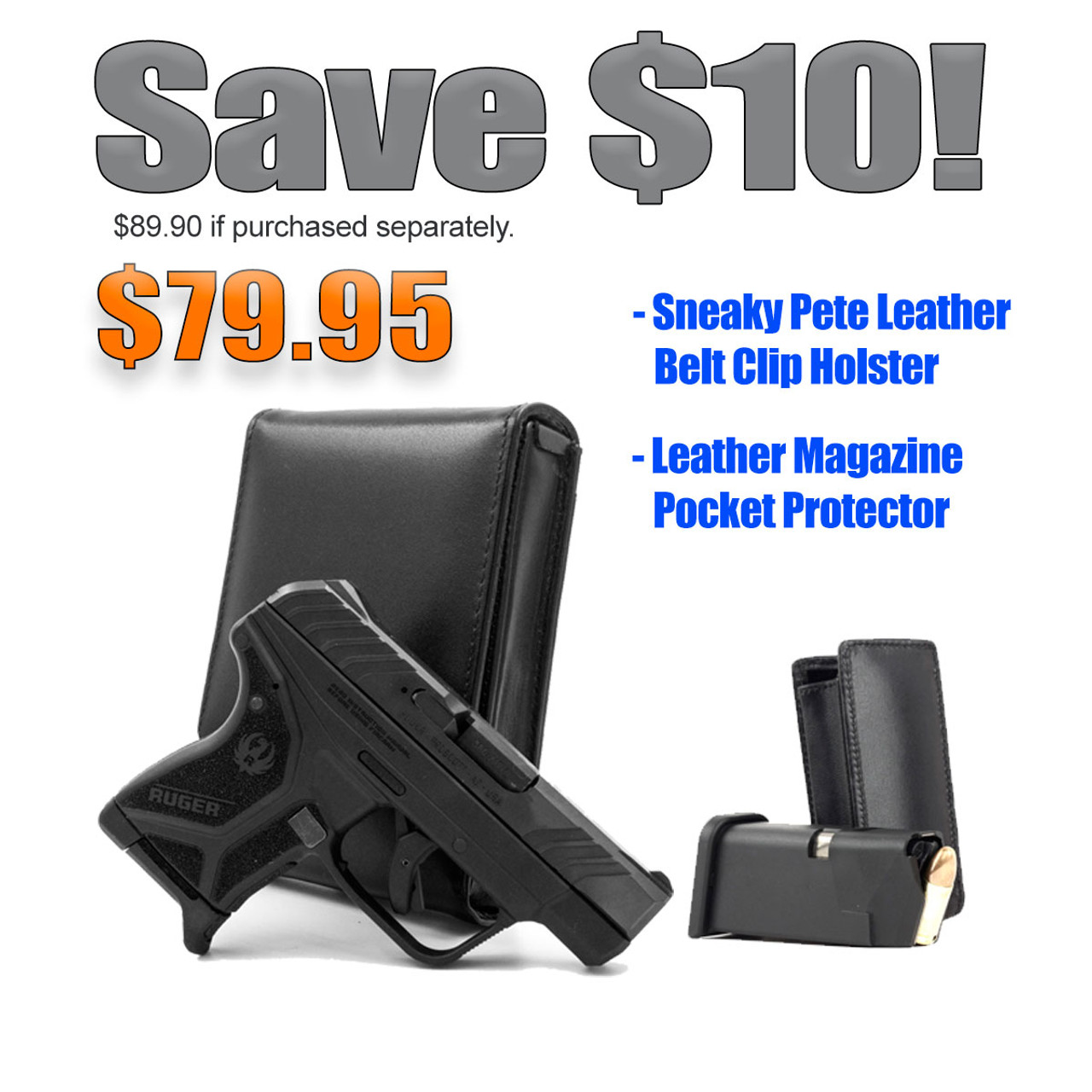 Ruger LCP II  Value Package 1