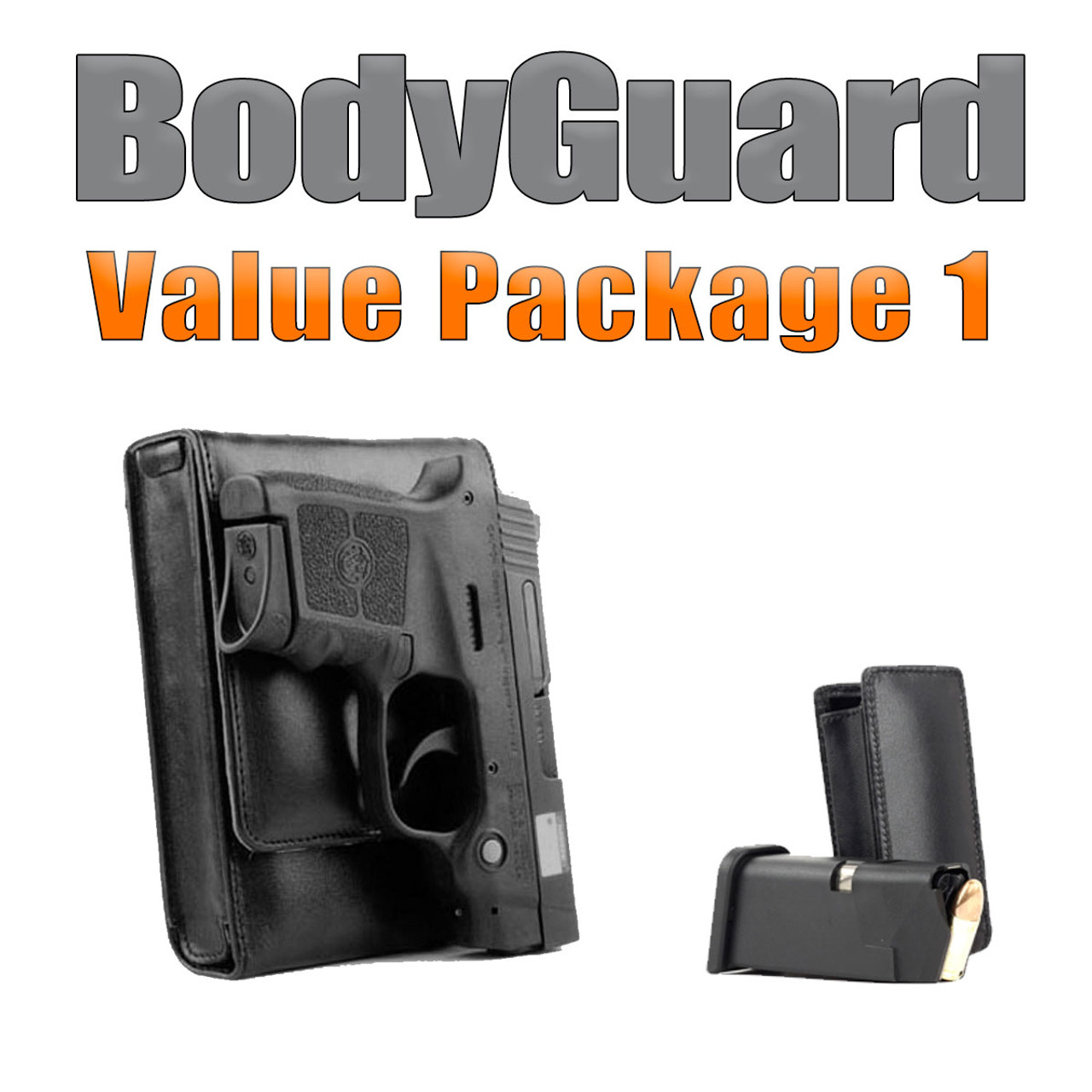 BodyGuard 380  Value Package 1
