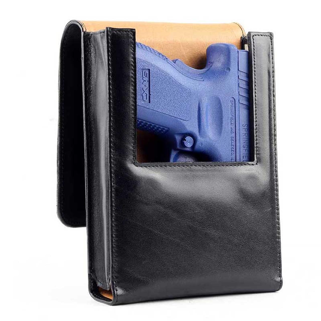 Springfield XD9sc Concealed Carry Holster (Belt Loop)