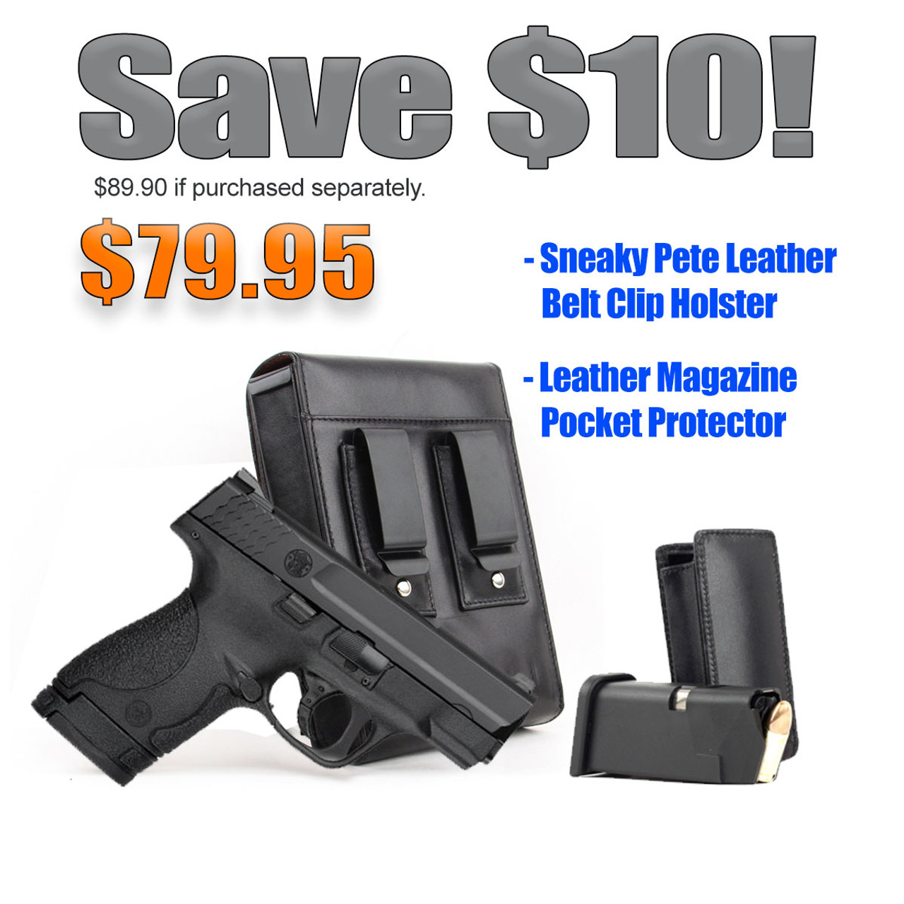 M&P Shield 9mm Value Package 1