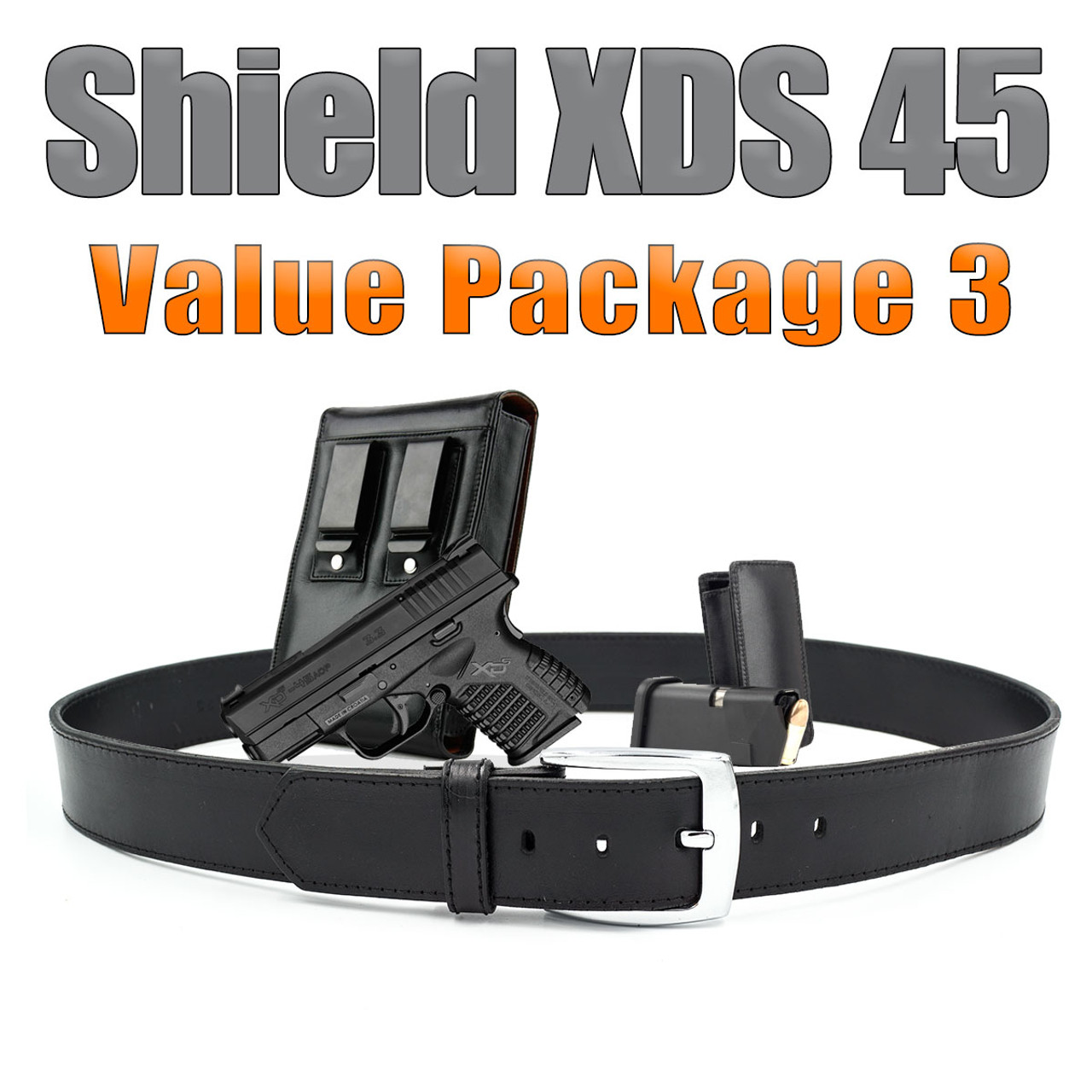 Springfield XDS 45 Value Package 3
