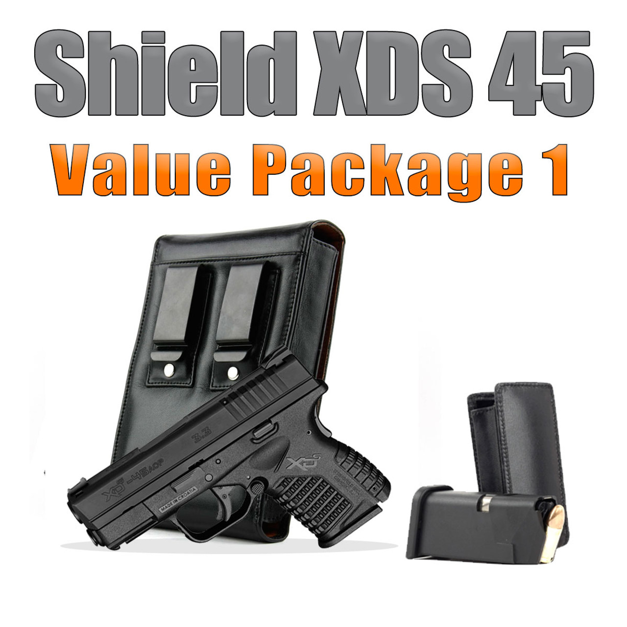 Springfield XDS 45 Value Package 1