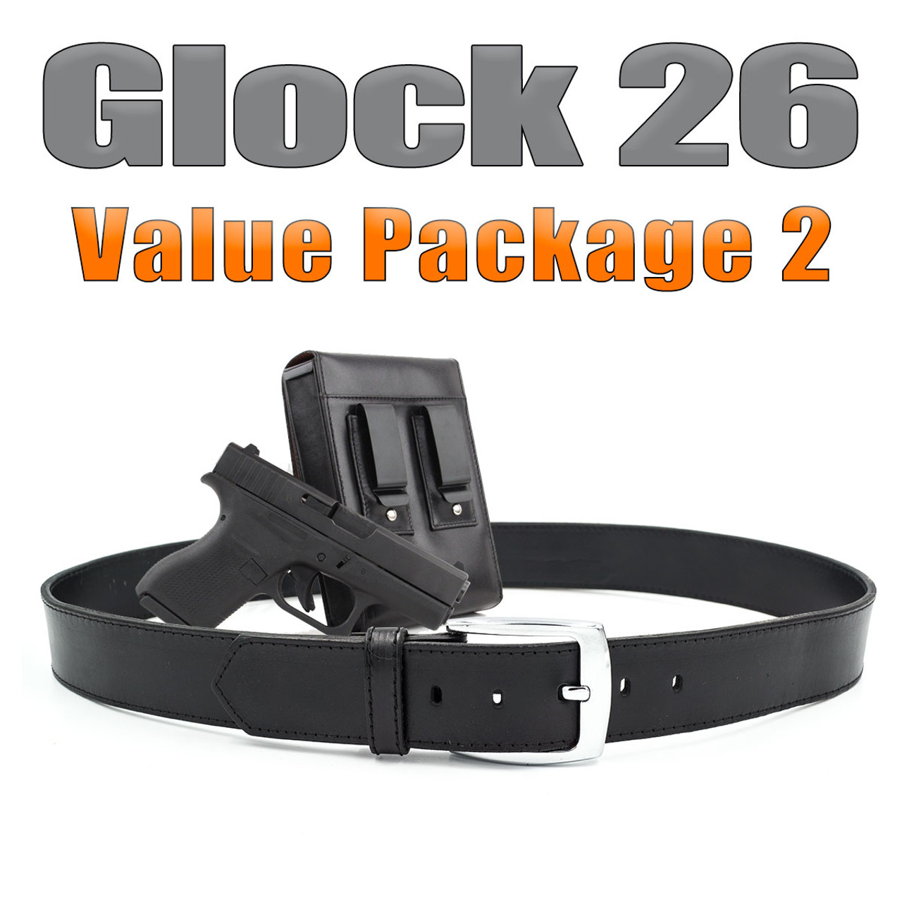 Glock 26 Value Package 2