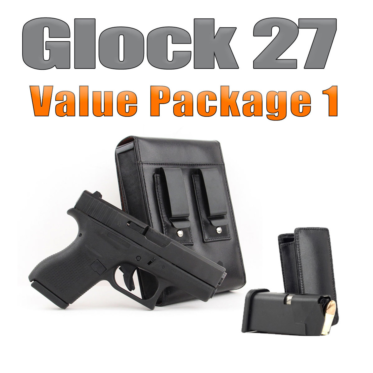 Glock 27  Value Package 1