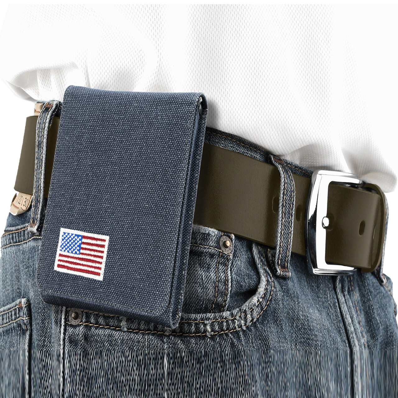Ruger Security 9 Compact Denim Canvas Flag Series Holster