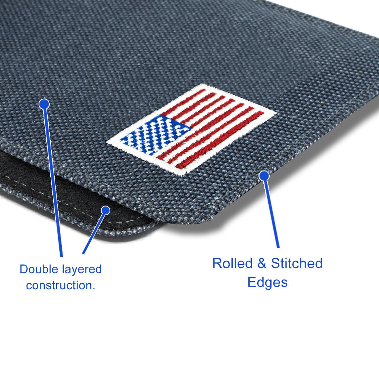 Taurus G2S Denim Canvas Flag Series Holster
