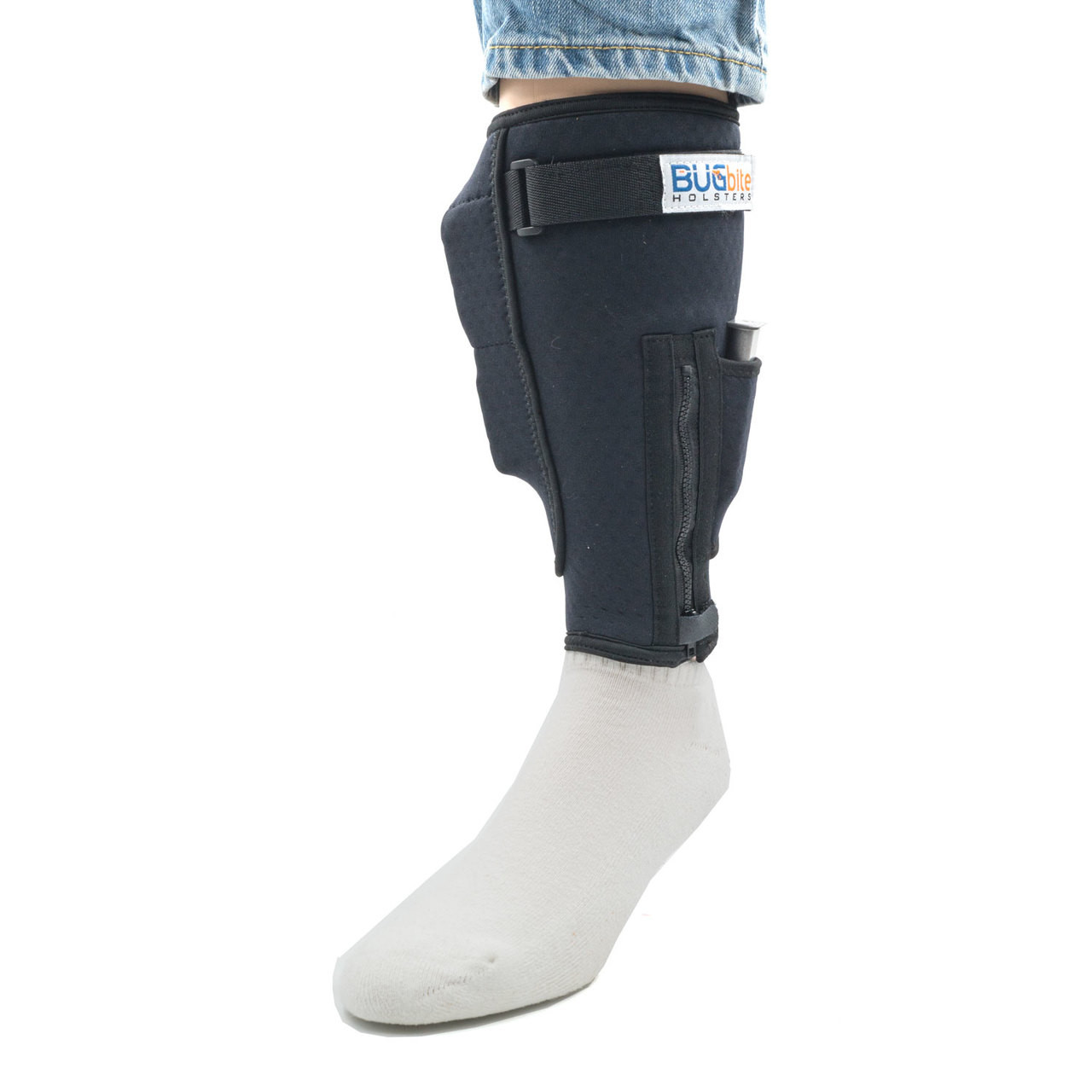 Glock 43 Ankle Holster by BUGBite